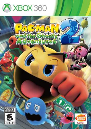 pacman and the ghostly adventures 2 xbox 360