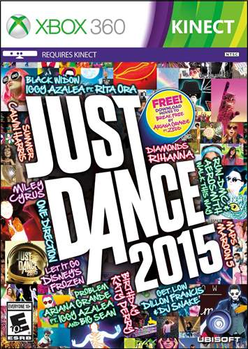 Just Dance 2015-XBOX 360